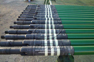 Thin Wall Barrel API ISO QHSE Certification Reliable Mud Anchor Rod Pump