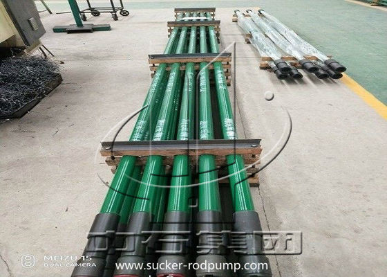 Oilfield Rod Pump Sucker Rod Pump downhole pump with API 11 AX certificate