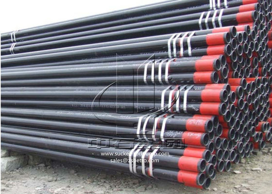 Gas Oil Well Tubing Hot Rolled Processing API 5CT ISO QHSE Certification