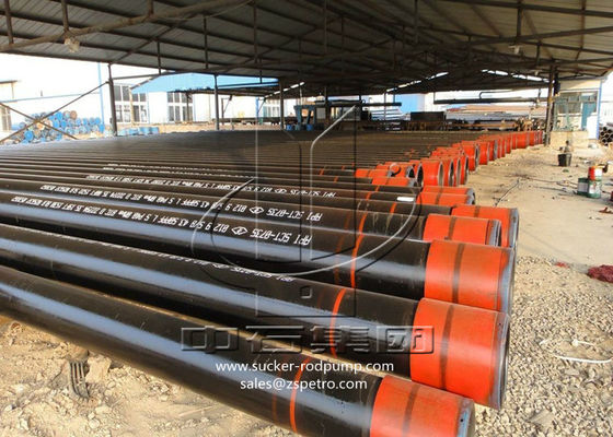 Oil And Gas Well Seamless Casing Pipe High Strength For Oil Industry